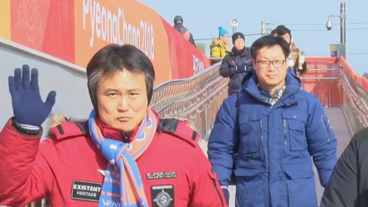South Korea: Grab your brushes! Pyeongchang curling kicks off