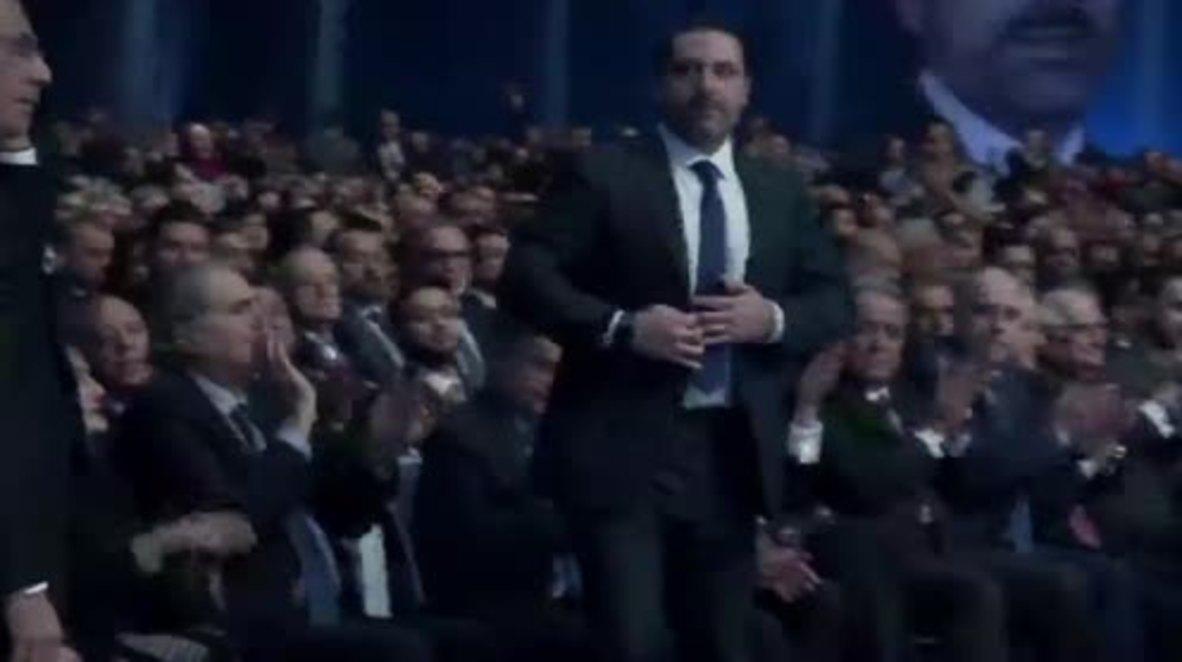 Líbano: Saad Hariri descarta la alianza con Hezbolá