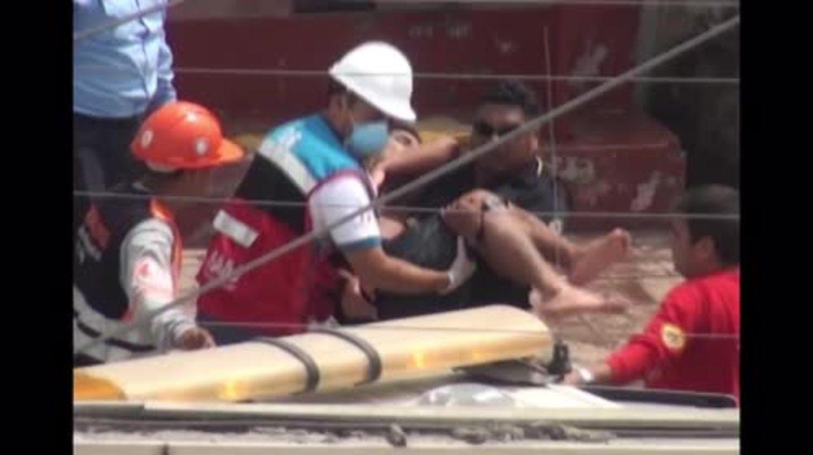 Perú: 5 muertos y decenas de heridos tras declararse un incendio en una prisión peruana