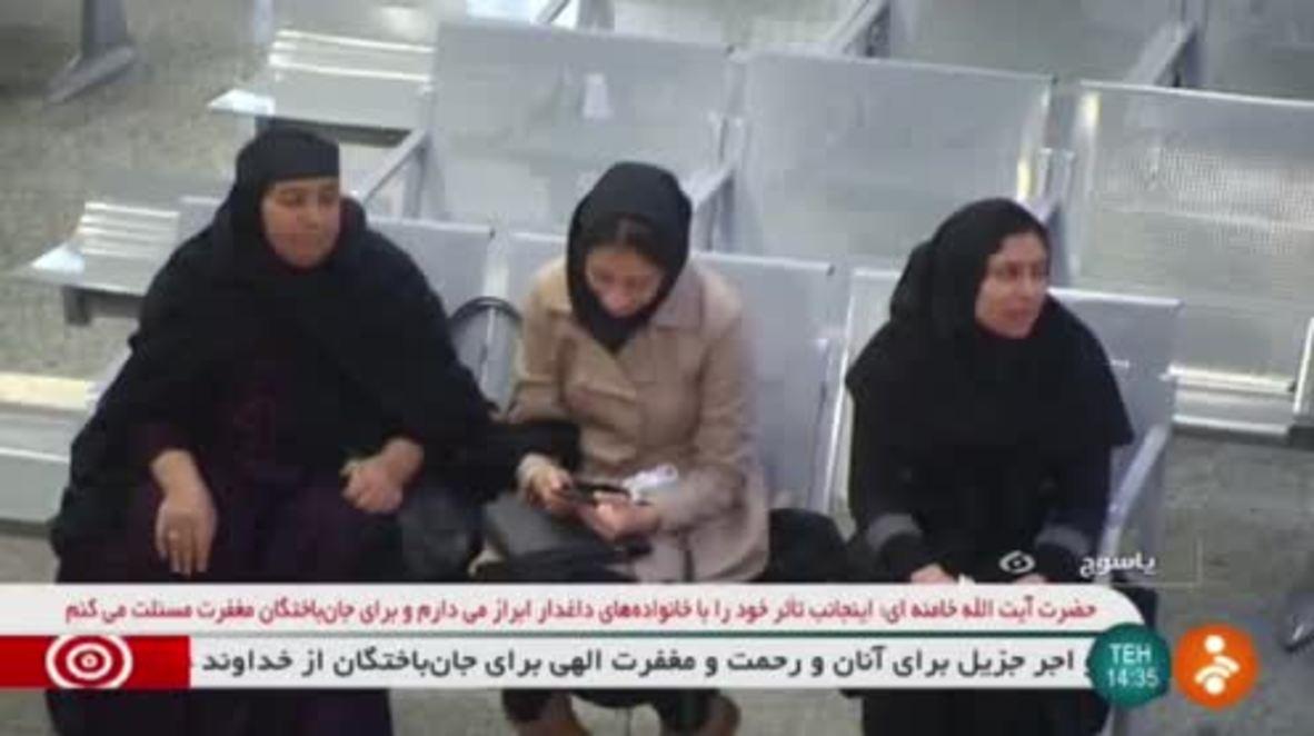 Iran: 66 killed after Iranian passenger plane crashes near Semirom