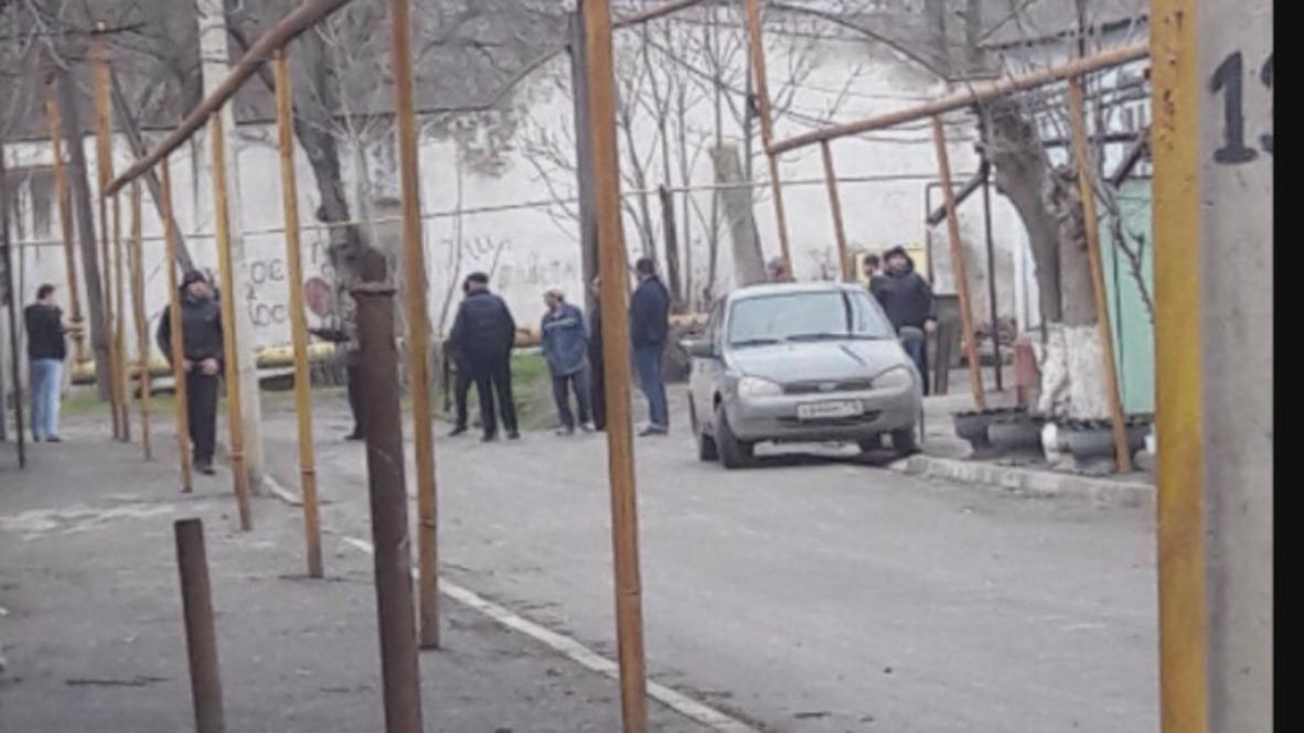 Rusia: Primeras imágenes del lugar del ataque en Daguestán * FOTOGRAFÍAS * * EXPLICITO*.