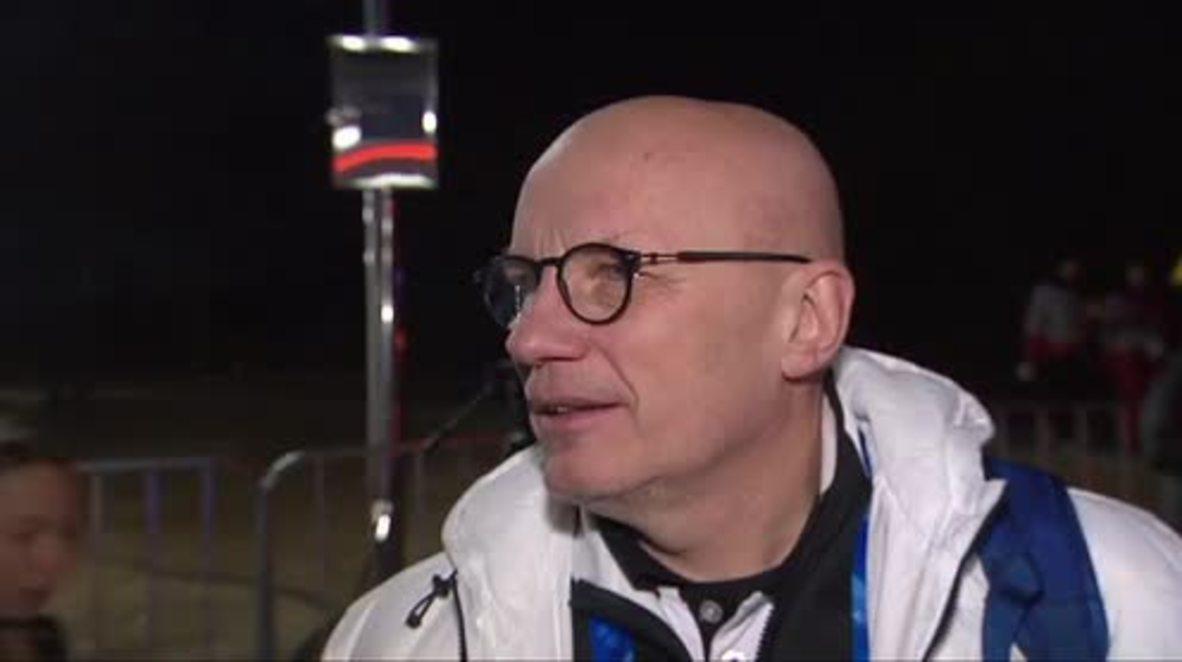 South Korea: Russian curling coach argues against Krushelnytsky's failed doping test