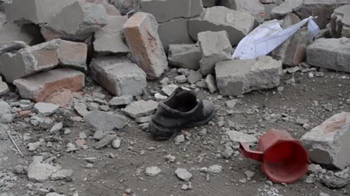 Afghanistan: Explosion kills three in Jalalabad