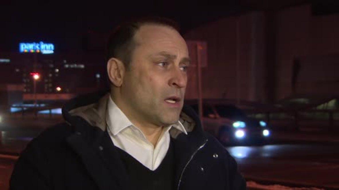 Russia: Krushelnitsky a victim of 'crime' - Russian Curling Federation chief