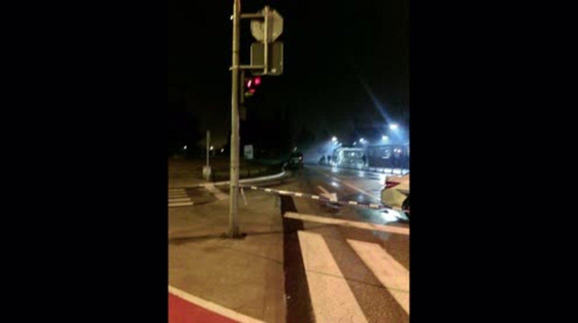 Montenegro: Suicide attacker dead after US embassy attack *STILL*