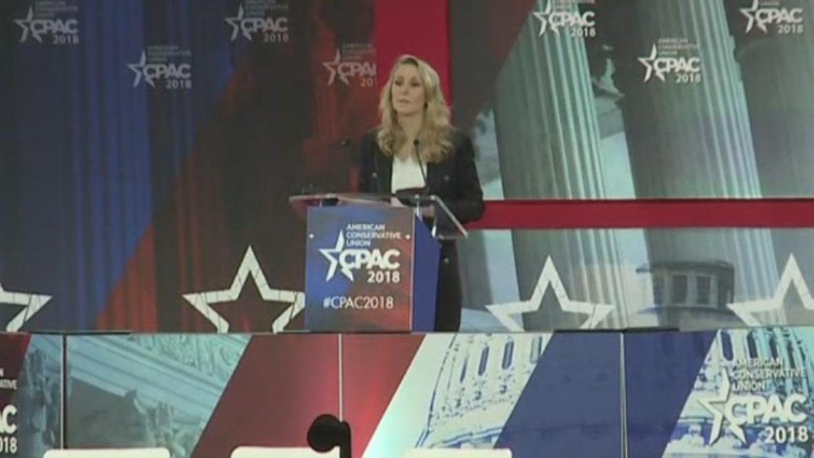 USA: France an 'Islamic counter-society' - Le Pen's niece at CPAC