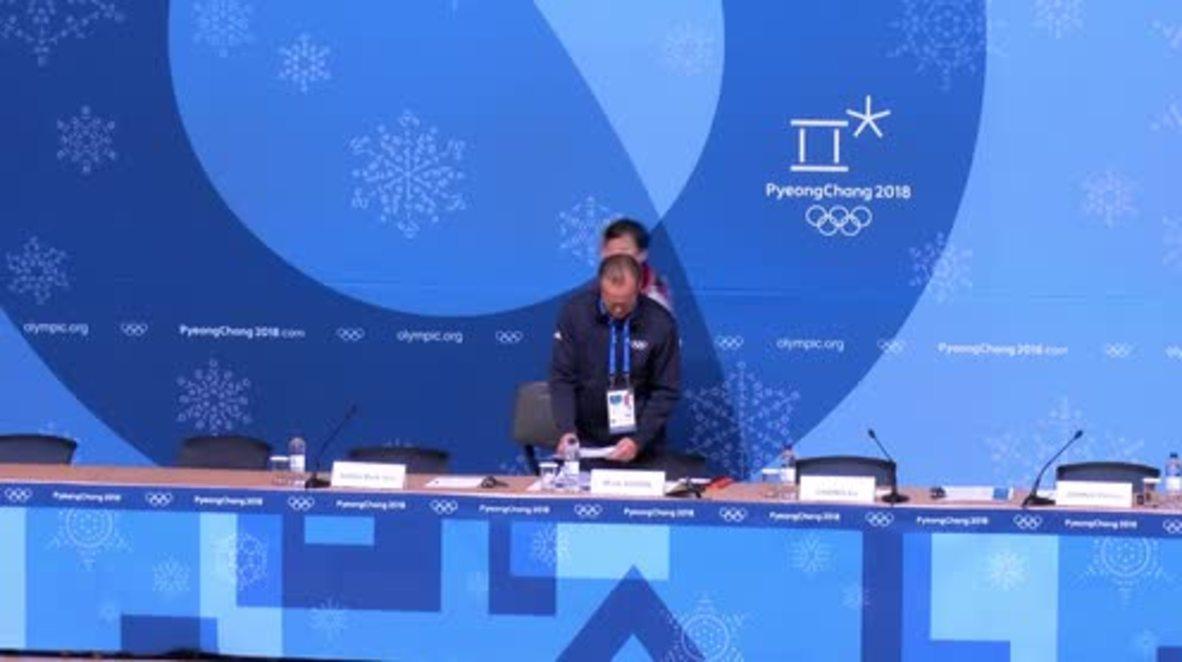 South Korea: IOC decision on Russia ban expected Sunday