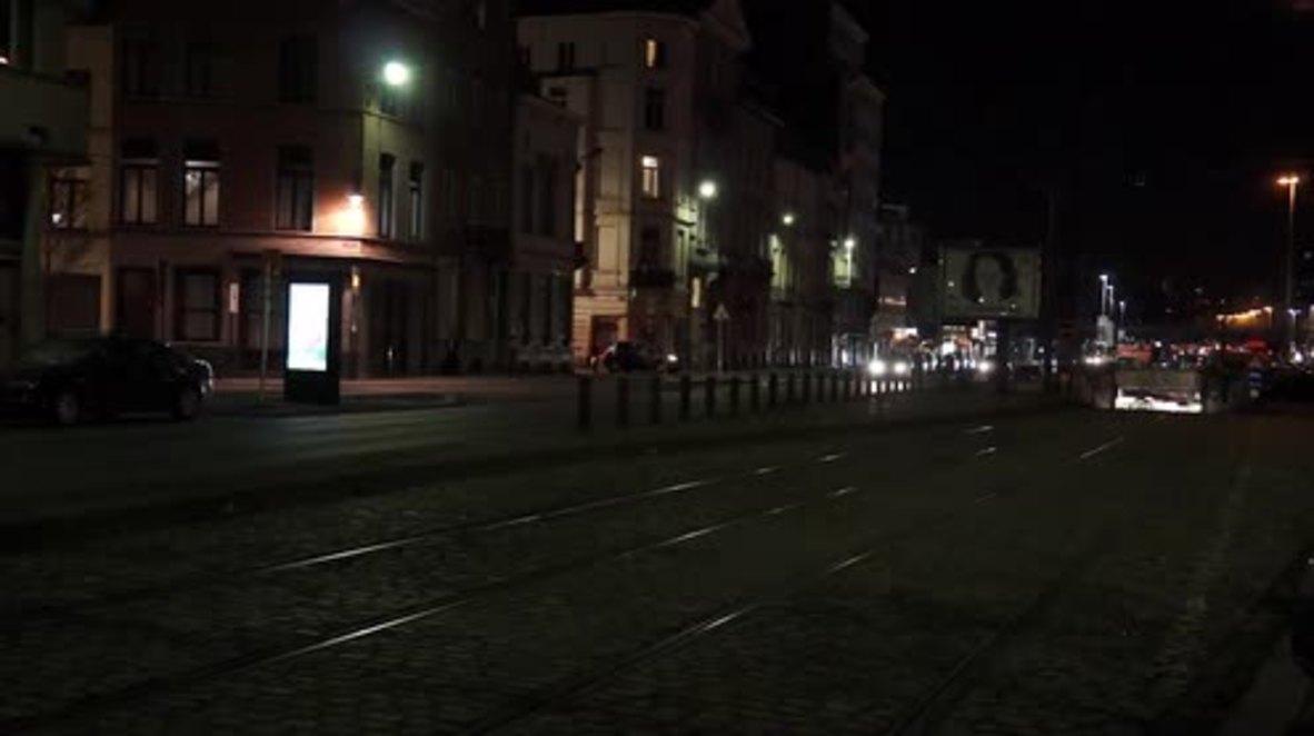 Bélgica: El alcalde de Bruselas ofrece refugio para personas sin hogar durante la ola de frío
