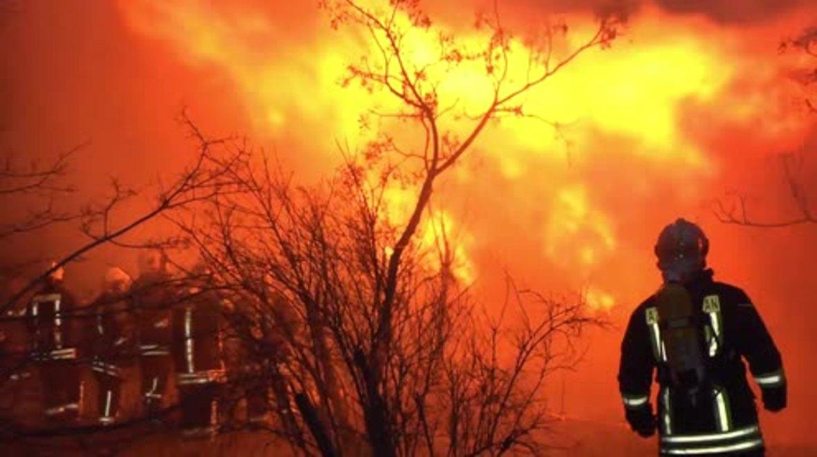 Azerbaijan: 24 killed in fire at drug rehab centre in Baku