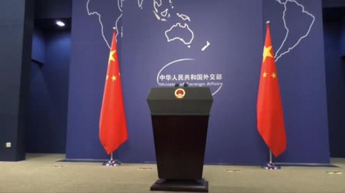 China: China exhortó este viernes a EE. UU. a respetar las reglas del comercio internacional