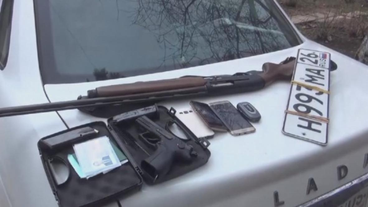 Rusia: Servicio Federal de Seguridad detiene a 5 captadores del Estado Islámico en Daguestán
