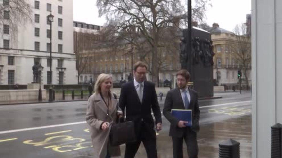 UK: British govt. holds Cobra emergency meeting over Sergei Skripal incident
