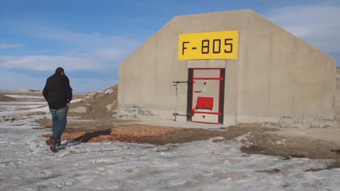 Apocalypse... now? Dakota military bunker turned survival shelter for mankind