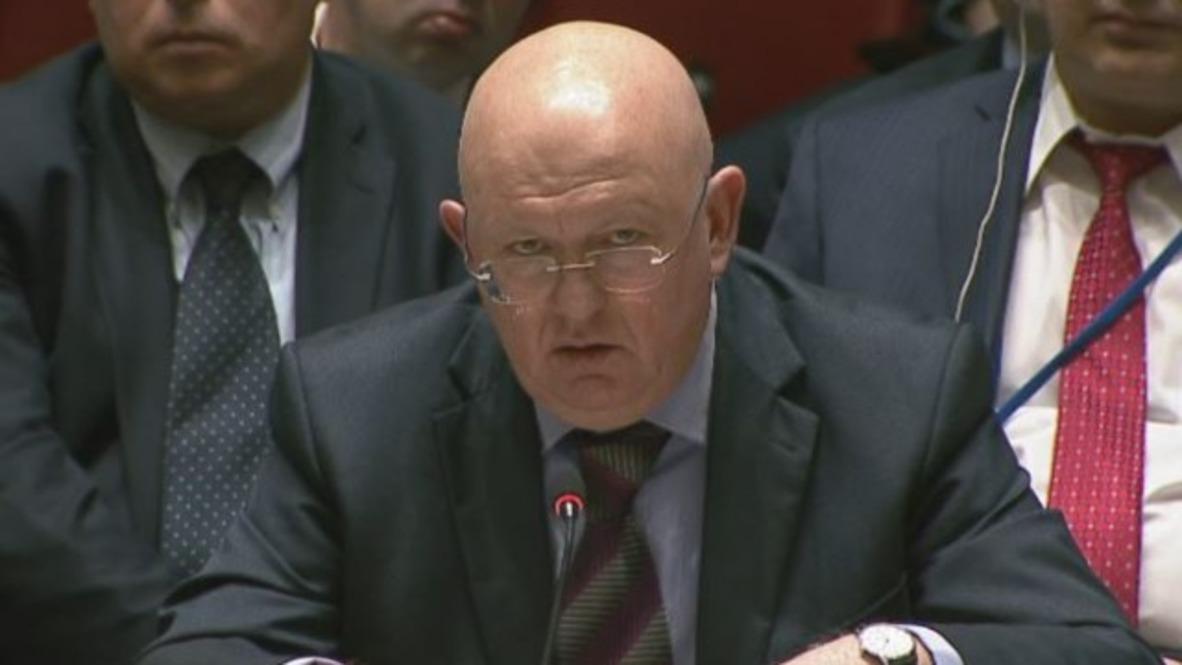 """ONU: Reino Unido lleva el caso Skripal al Consejo de Seguridad en vez de a la OPCW """"por miedo"""" - Enviado ruso"""