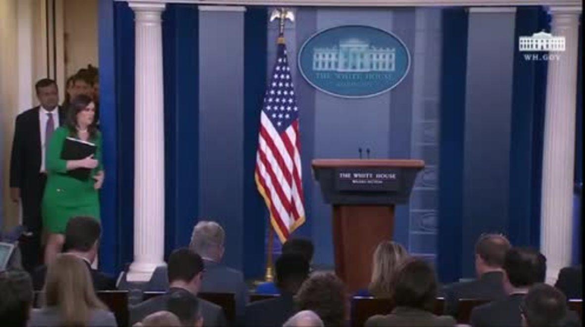 USA: President is monitoring collapsed Florida bridge - White House