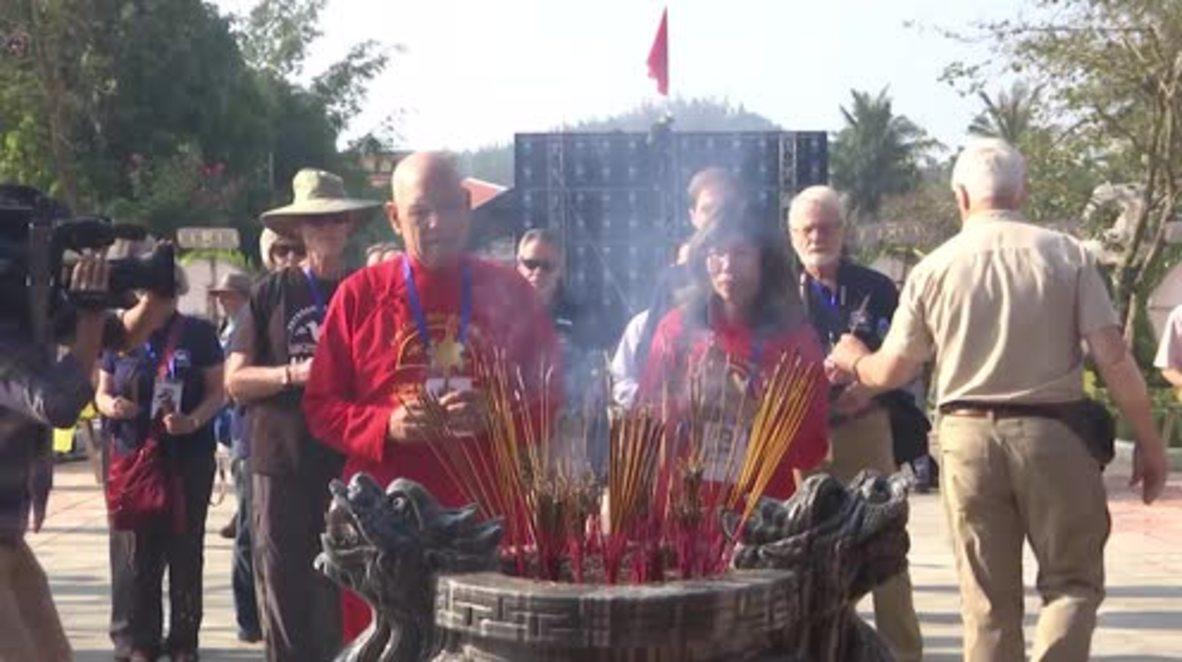 Vietnam: Miles conmemoran el 50 aniversario de la matanza de My Lai