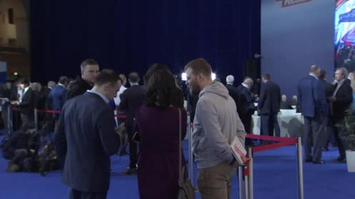 Russia: Celebrated film director Konchalovsky hails Putin's election victory