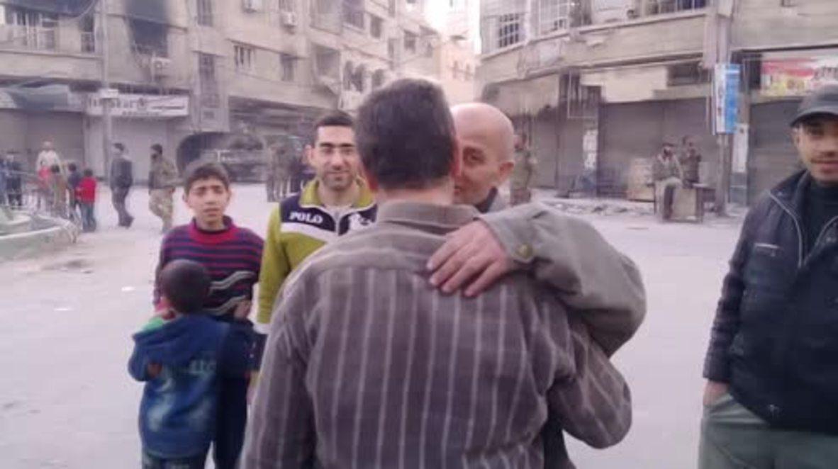 Syria: SAA establishes full control over Saqba in E. Ghouta