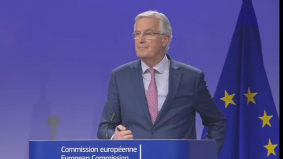 Belgium: Brexit transition deal marks 'decisive step' - negotiators