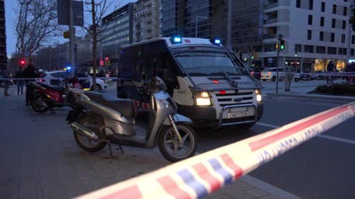 España: La esposa del cónsul de Mali es liberada tras ser retenida como rehén en el consulado de Barcelona