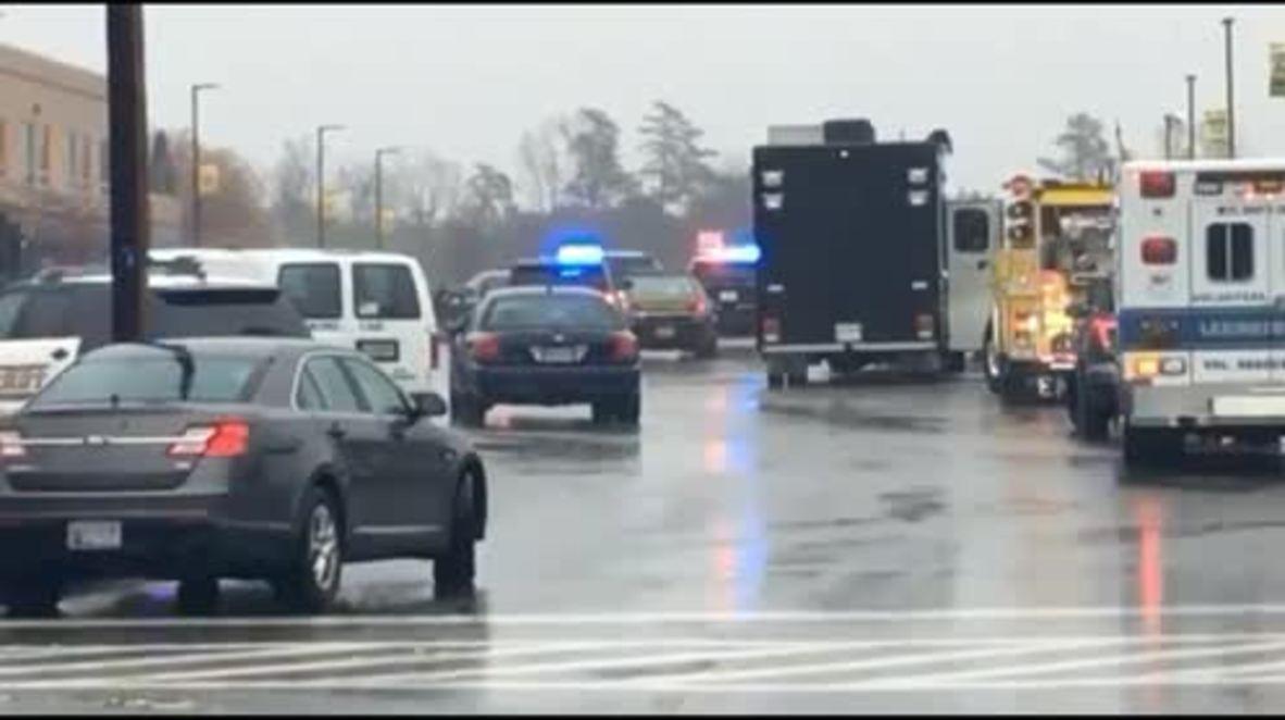 EE.UU.: Dos heridos en un tiroteo en una escuela de Maryland, el atacante ha sido abatido
