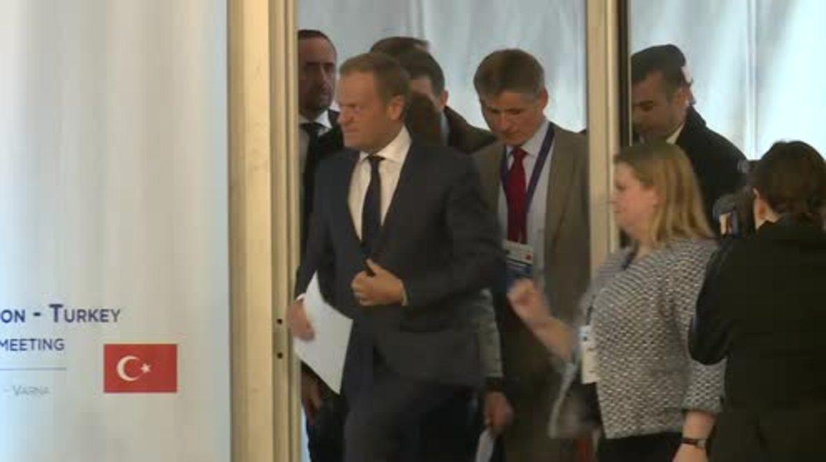 Bulgaria: 14 EU member states to expel Russian diplomats over Skripal case - Tusk