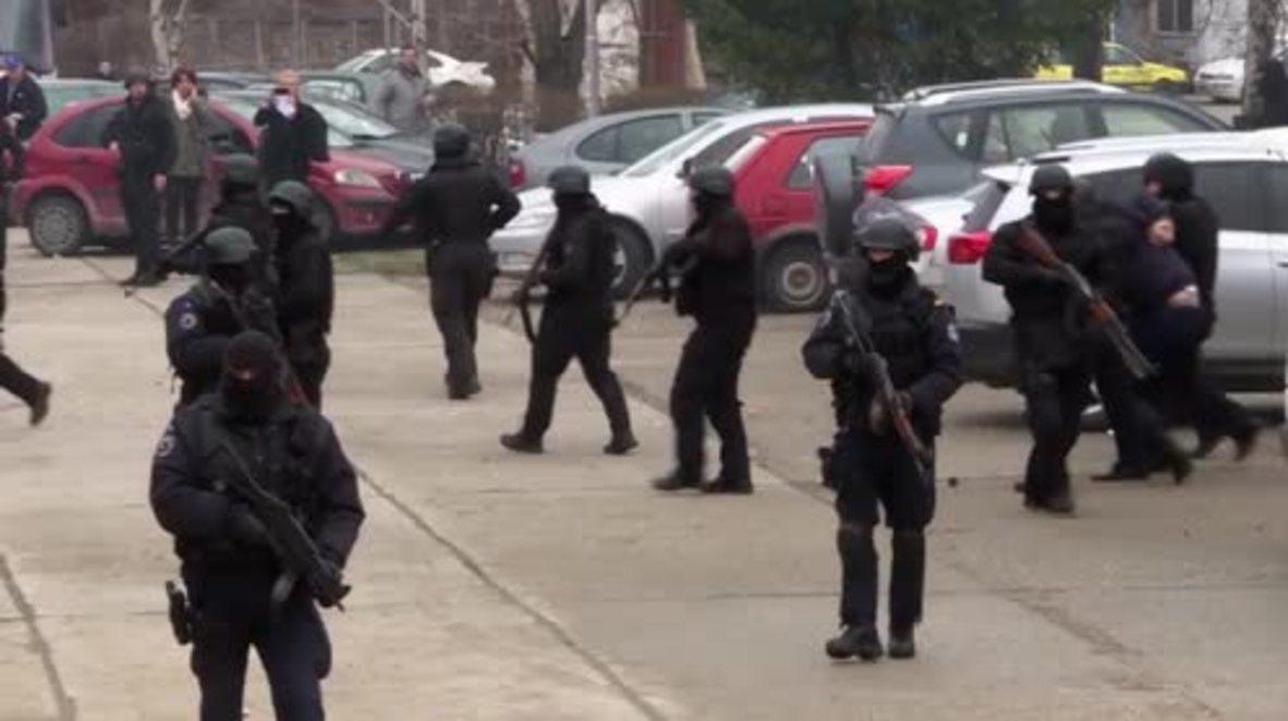 Serbia: Funcionario serbio arrestado por la policía de Kosovo por ingresar al territorio
