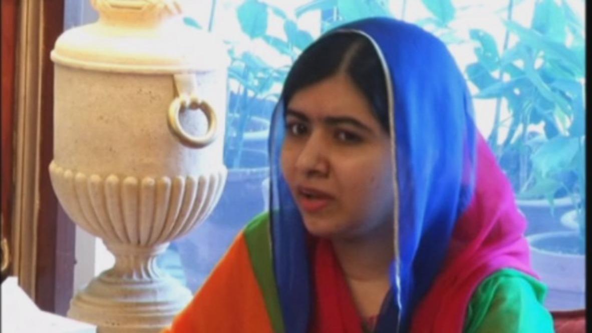 Pakistán: Malala regresa a su país por primera vez desde su ataque