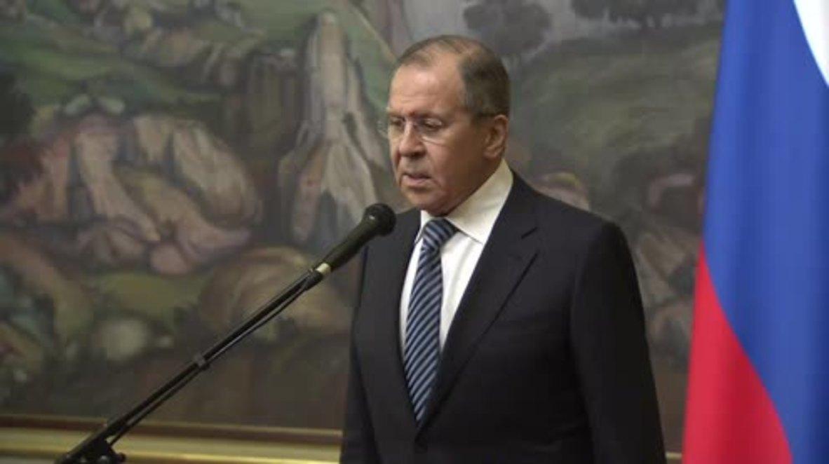 Russia: 'Mockery of international law!' - Lavrov slams Skripal case investigation