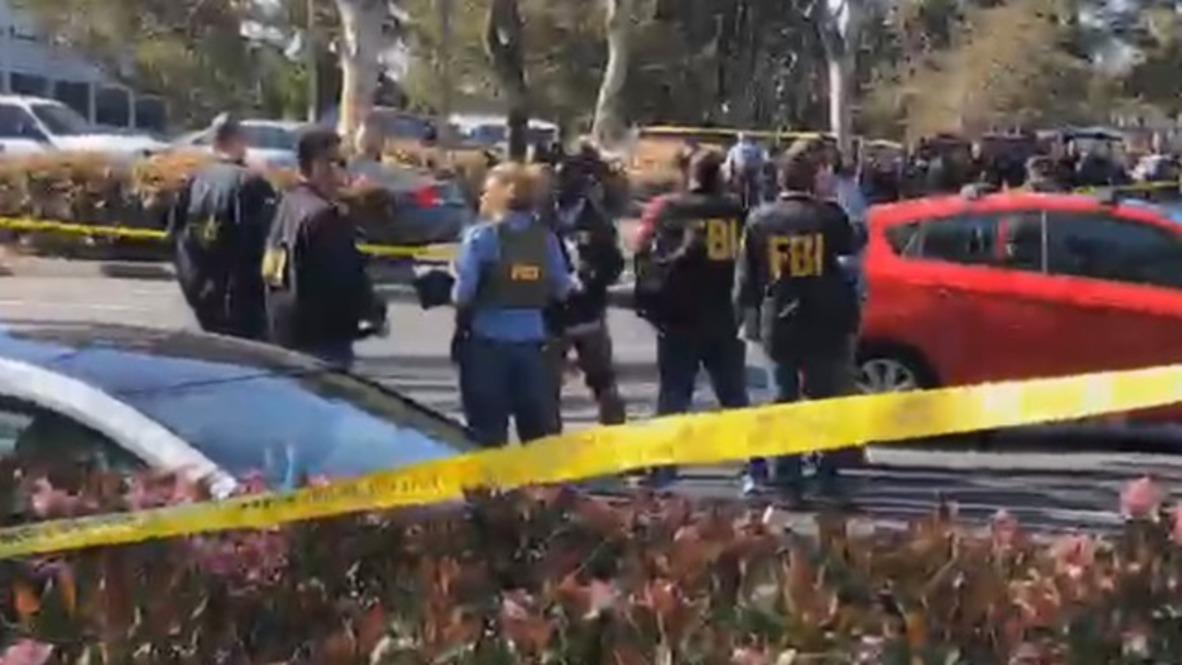 EE.UU.: FBI en la escena del tiroteo de YouTube en San Bruno