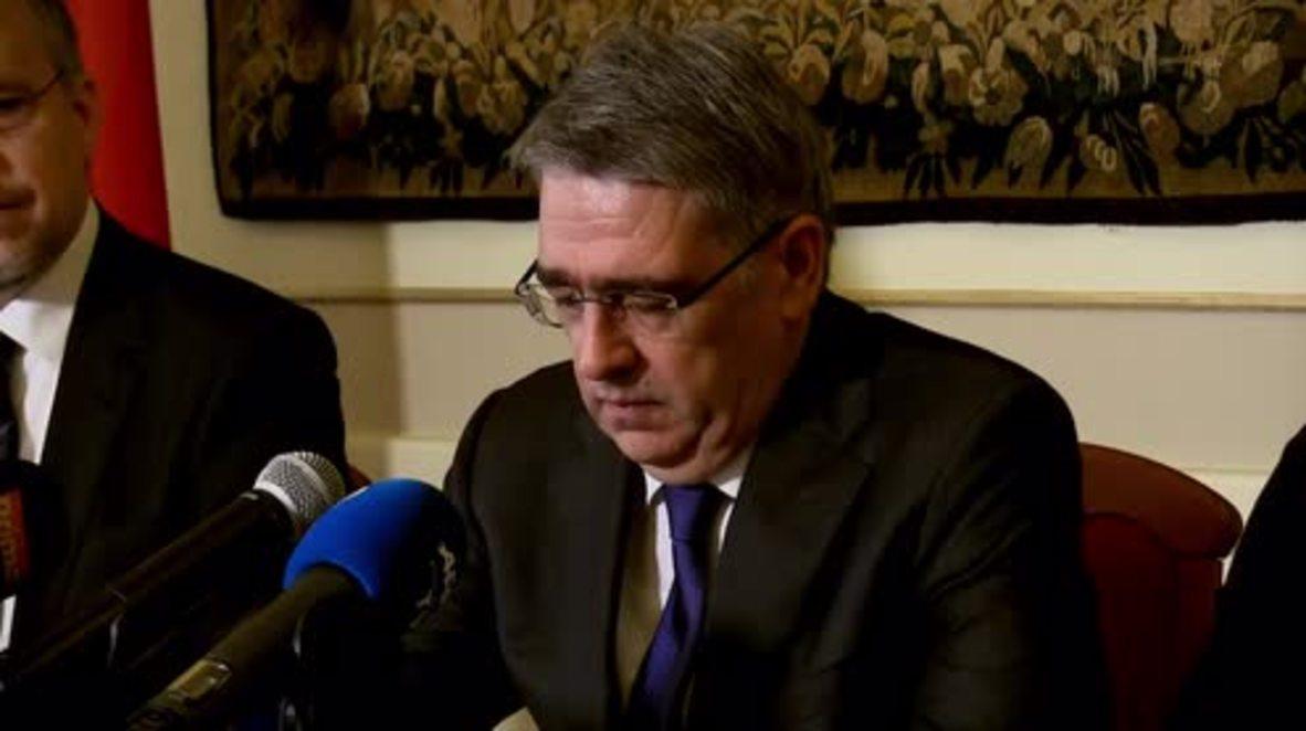Czech Republic: Russian Ambassador piles pressure on British gov. ahead of OPCW