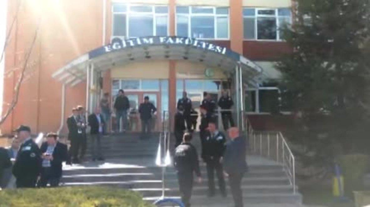 Turkey: Four killed, three wounded in Eskisehir University shooting