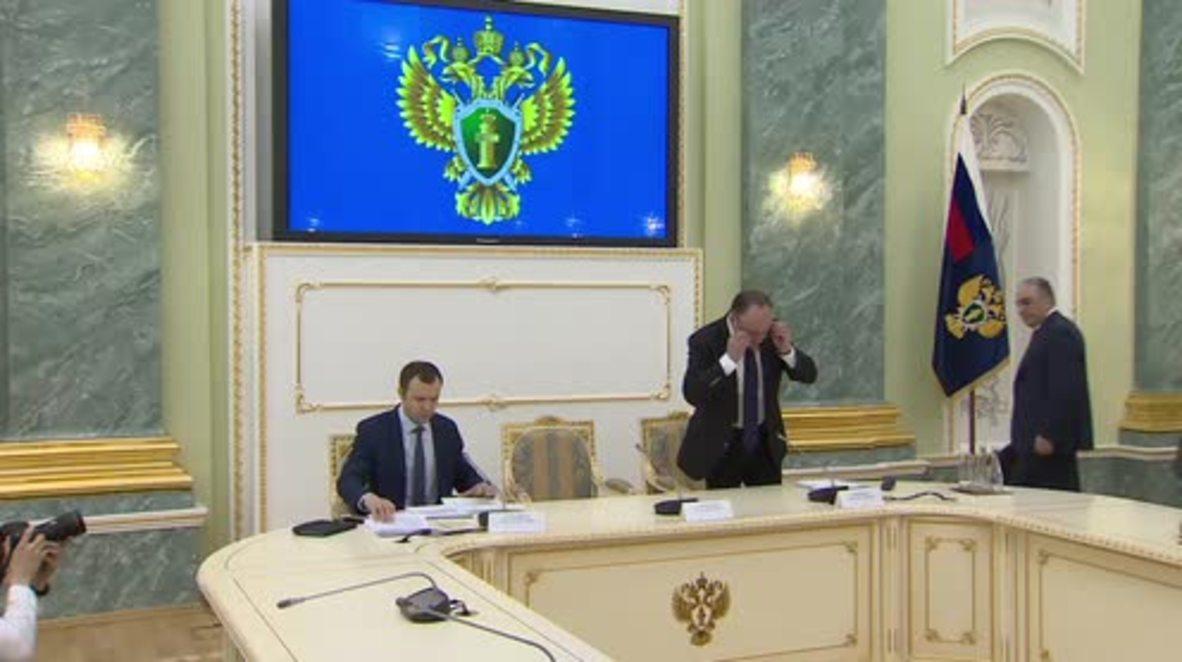 Rusia: La ausencia de cooperación británica en el caso Skripal recuerda a los casos Berezovsky y Litvinenko - Fiscal