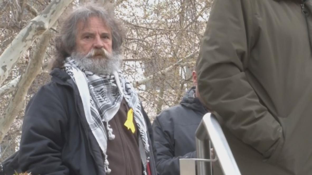 Spain: Court drops terrorism, rebellion charges against Catalan activist