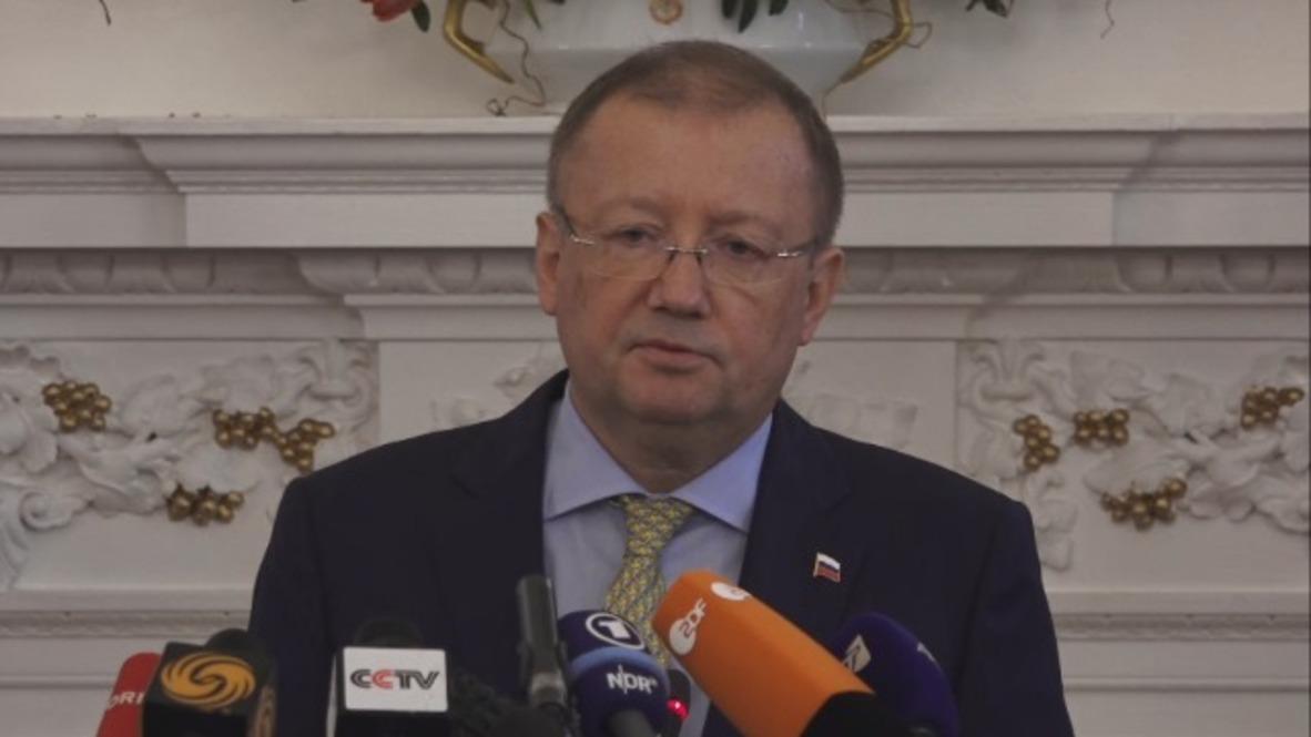 UK: France, US, UK acting as Syria's 'judge, jury and executioner' - Yakovenko