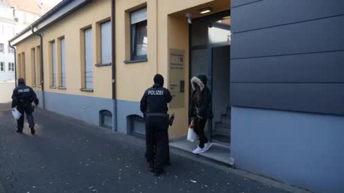Alemania: Detenciones masivas en redadas de tráfico de personas