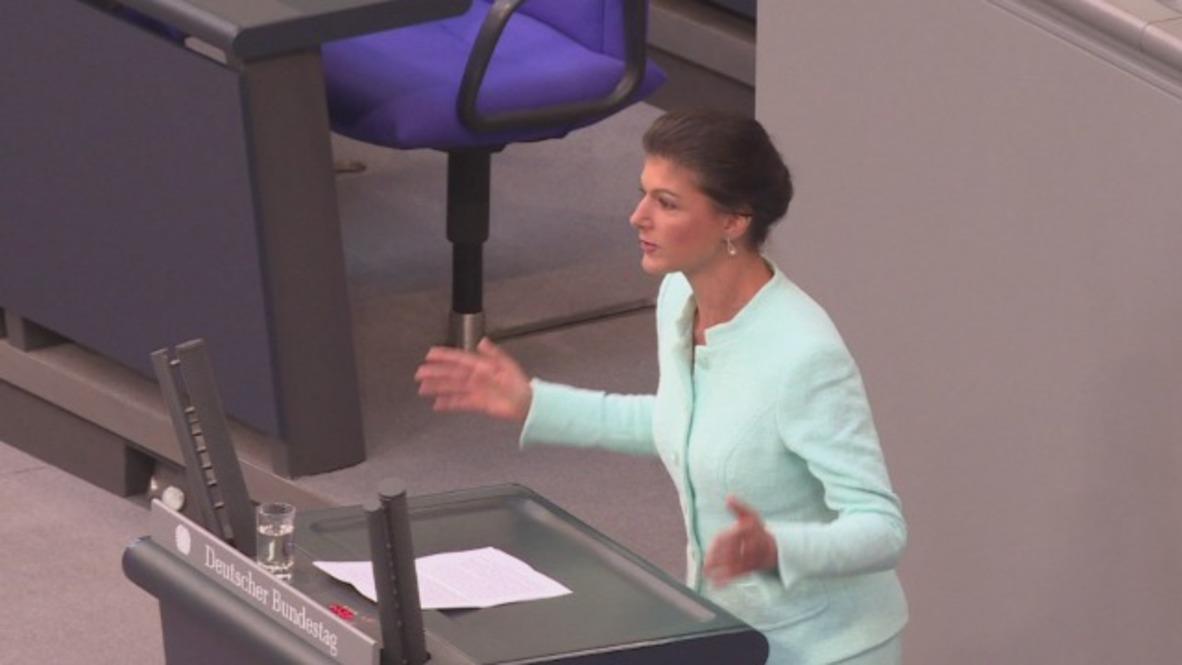 Germany: Situation in Syria like 'a terrible sci-fi film' – Die Linke