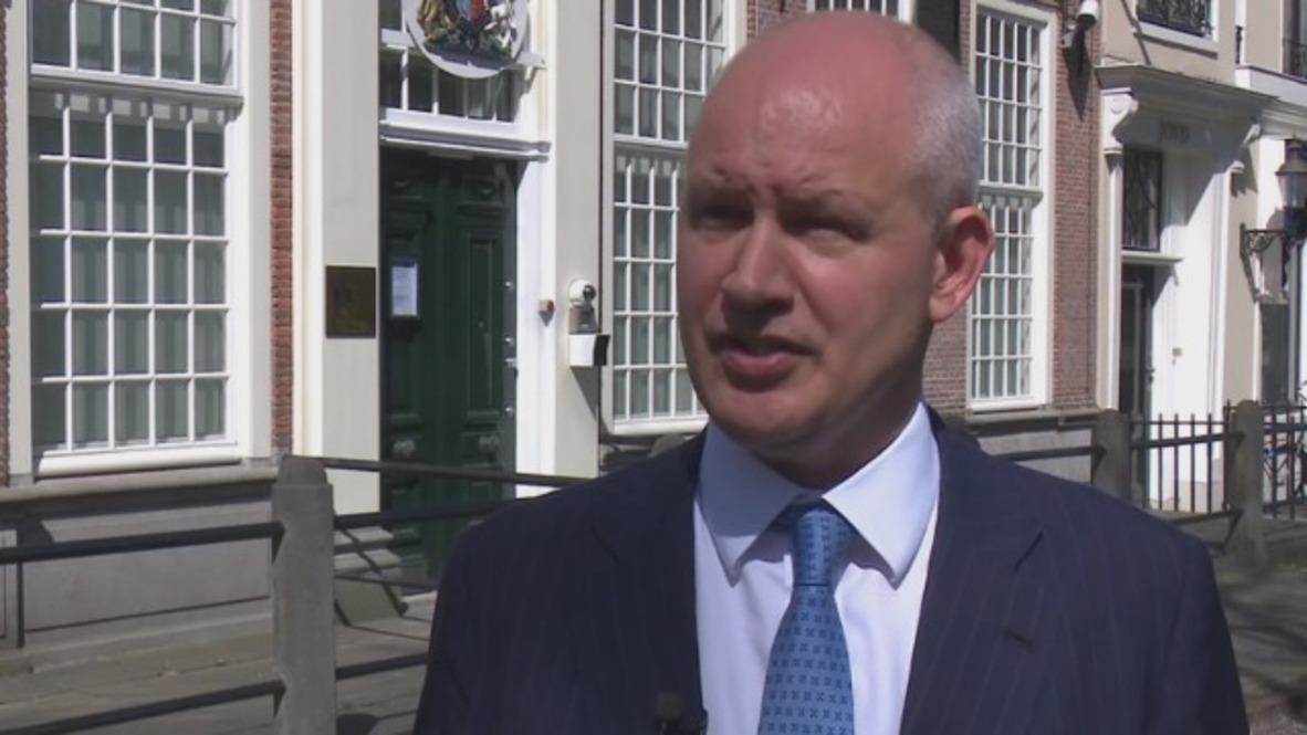 Países Bajos: El representante del Reino Unido en la OPAQ dice que Rusia 'debe aclarar' el envenenamiento de Skripal