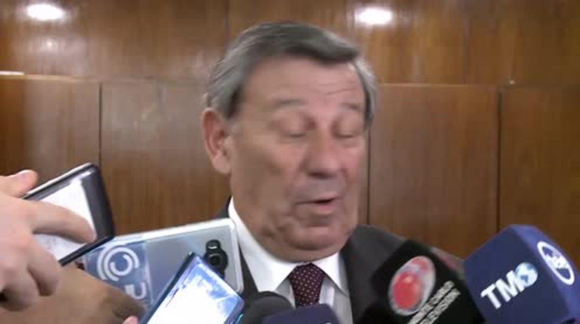 """Uruguay: La petición de EE.UU. de expulsar a diplomáticos rusos es """"inapropiada"""" - Ministro de Exteriores de Uruguay"""