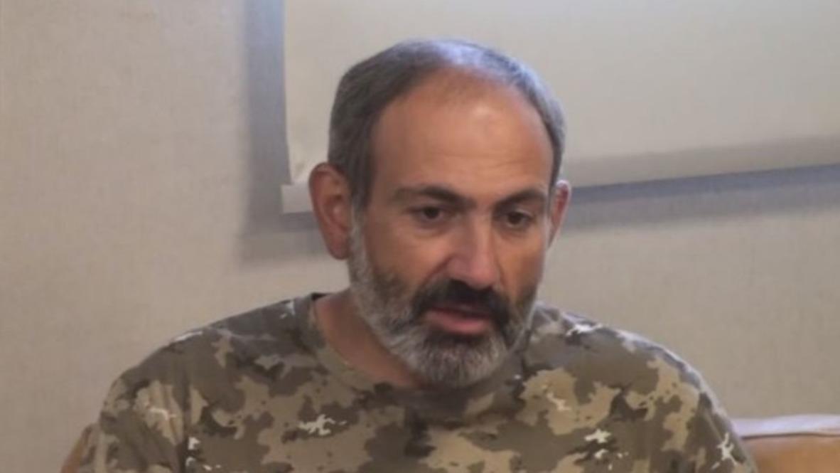 Armenia: Pashinyan discusses opposition movement, diaspora support