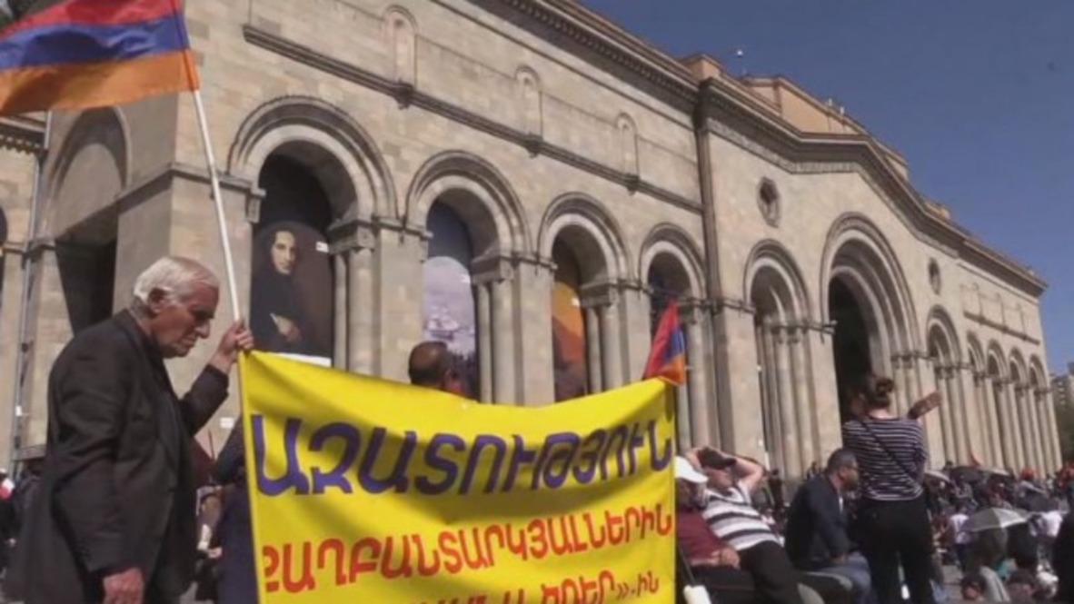 Armenia: Yerevan awaits as parliament votes for new PM
