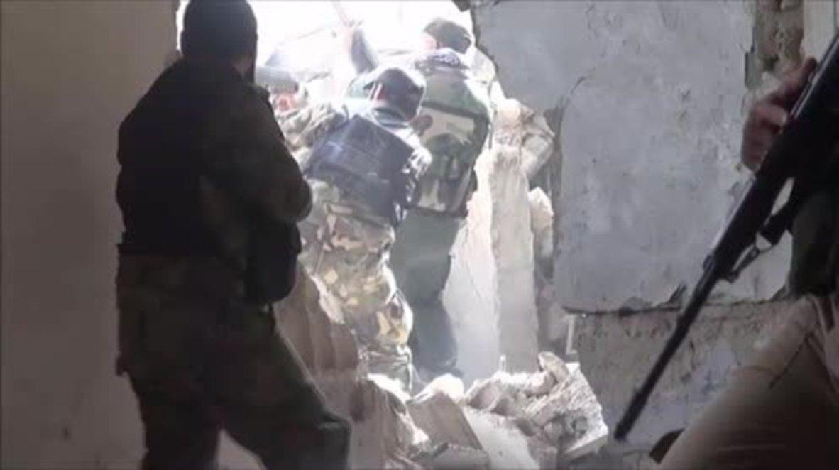 Siria: El Ejército Árabe Sirio recaptura las tierras de cultivo al oeste de al-Hajar al-Aswad - Informes