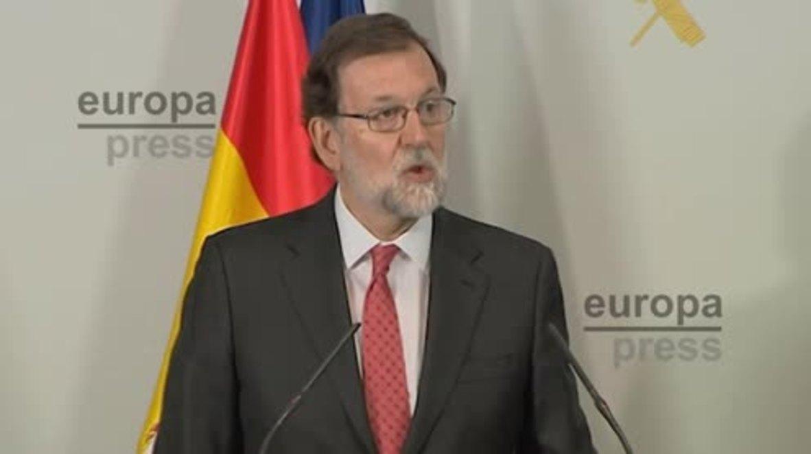 Spain: 'No impunity' for ETA after dissolution – PM Rajoy