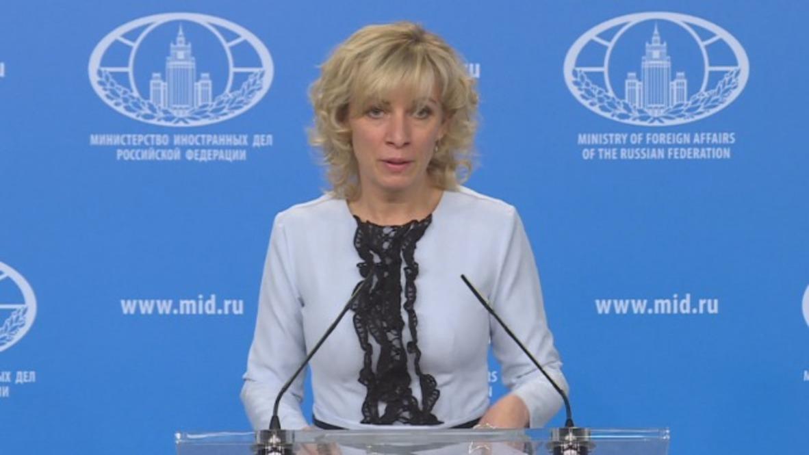 Russia: 'Something is broken in American democracy' – Zakharova