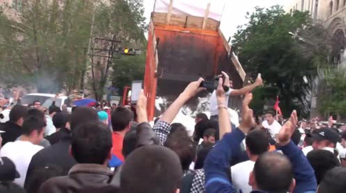 Armenia: Pashinyan elegido como primer ministro