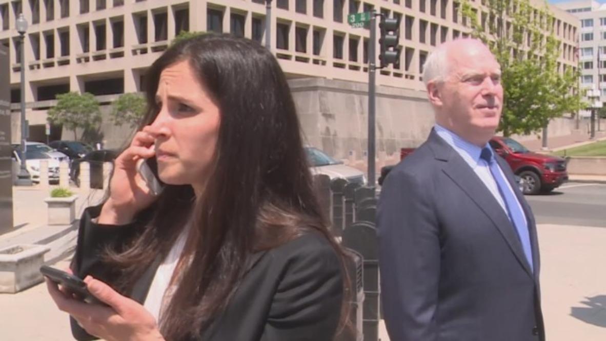 USA: Russian firm lawyers plead 'not guilty' in Mueller probe