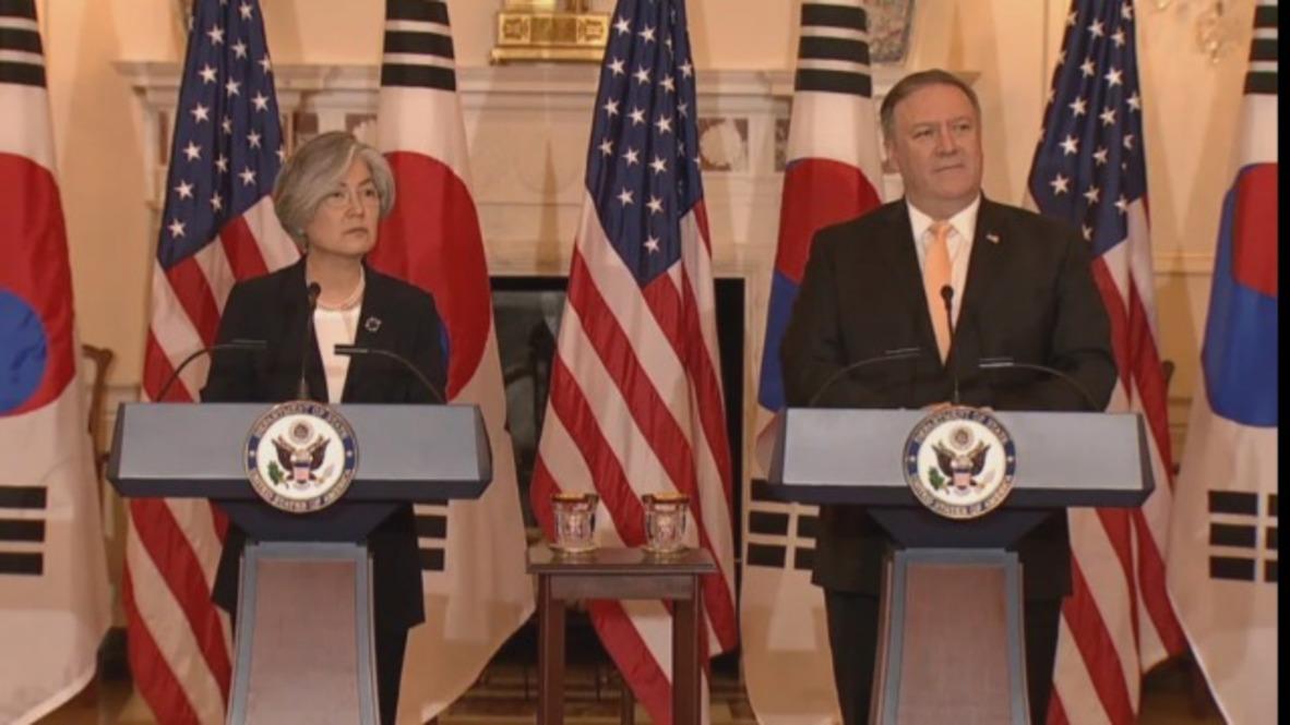 USA: Washington to help N. Korea economy if it gives up nukes - Pompeo