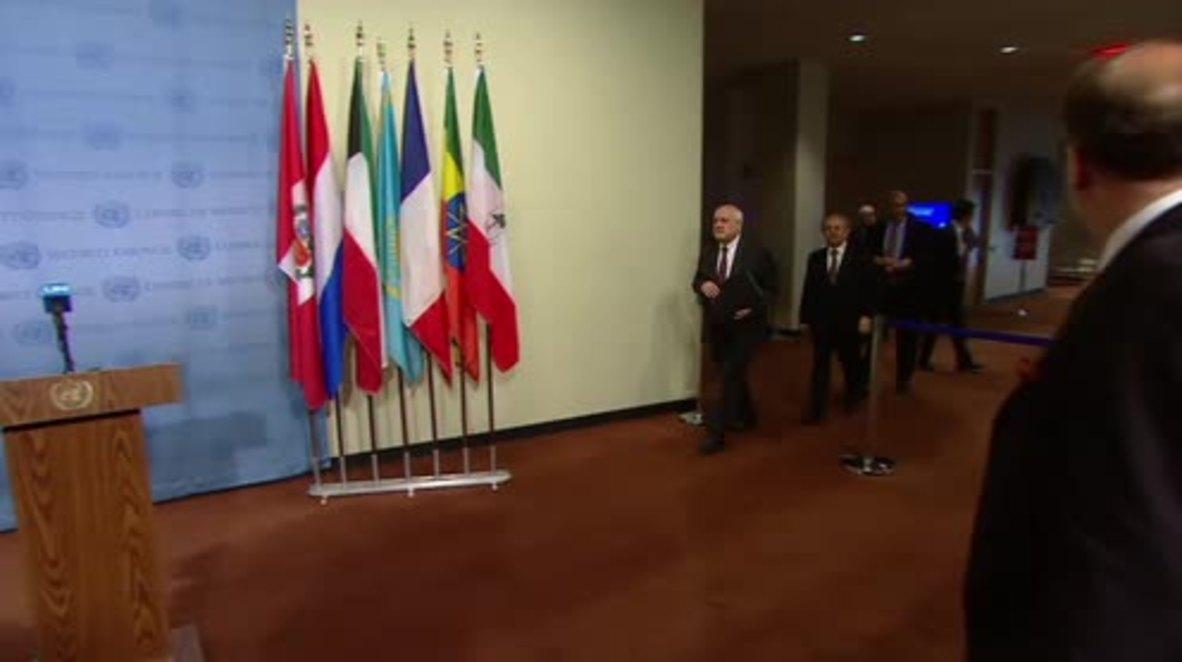 UN: Palestinian envoy urges UNSC to investigate 'war crimes' of Gaza 'massacre'