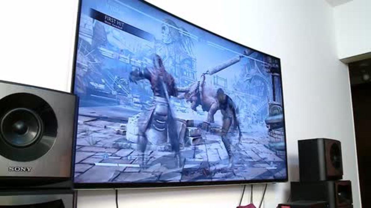 Watch 82 y-o 'Gamer Granny' slay on PlayStation!