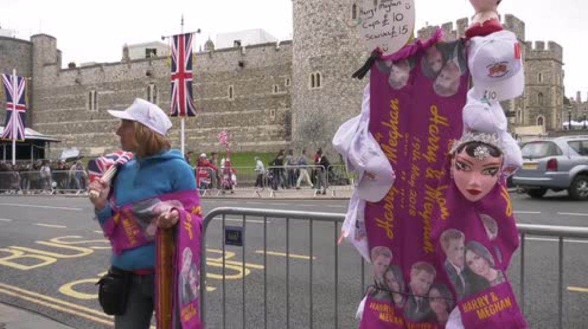 Reino Unido: Ultiman los preparativos para la boda real de este fin de semana